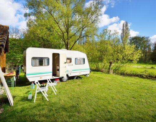 Op campingvakantie in eigen land