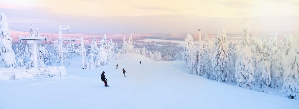 Ruka-Kuusamo skien