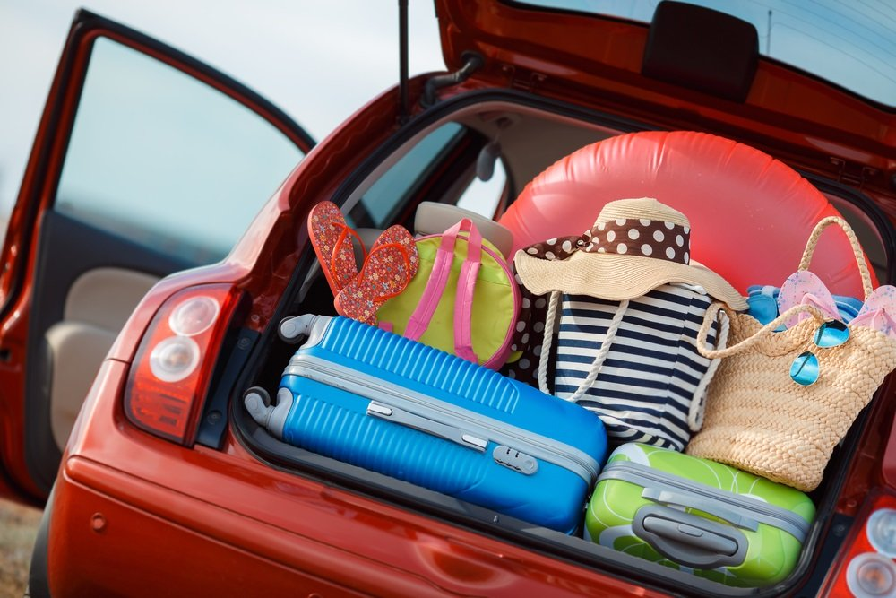 Inpaklijstje voor je autovakantie wat je niet mag vergeten